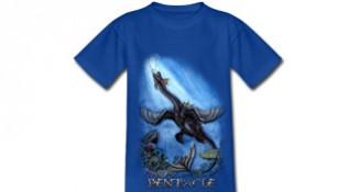 Les T-shirts sont là  !