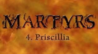 Priscillia est sur Wattpad